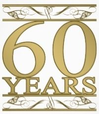 60 years clip art