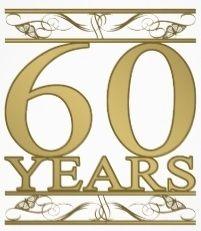 60 years clip art