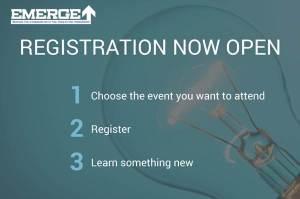 Emerge Registrations