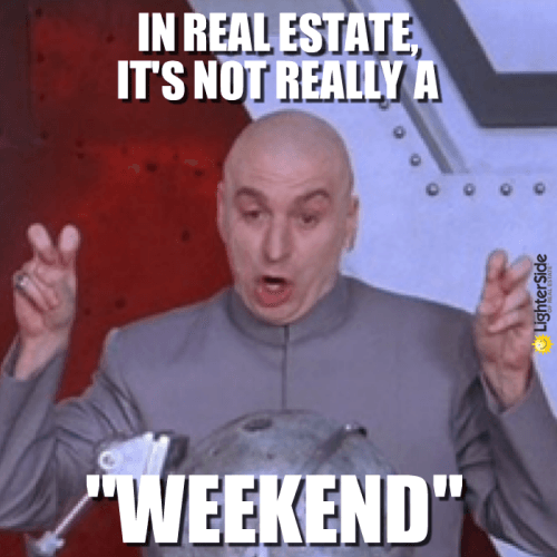 Not-a-Weekend