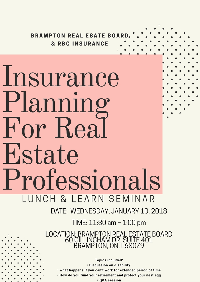 Insurance Planning For Real Estate Professionals